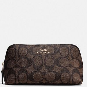 🔥COACH cosmetic bag